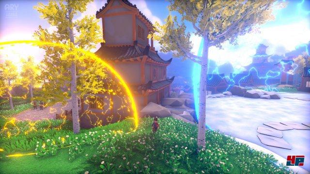 Screenshot - Ary and the Secret of Seasons (PC) 92587205
