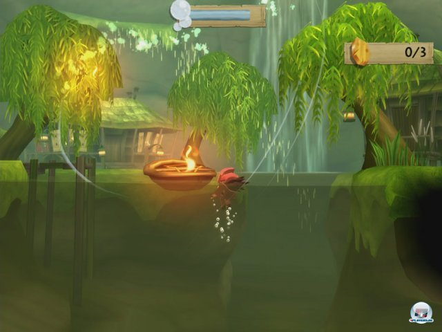 Screenshot - LostWinds: Winter of the Melodias (iPad)