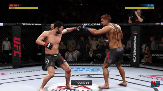 Screenshot - EA Sports UFC 3 (PS4) 92558955