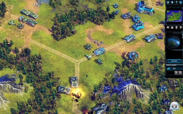 Screenshot - Battle Worlds: Kronos (PC) 92471990