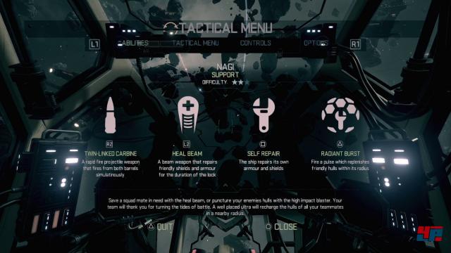 Screenshot - EVE: Valkyrie (PS4) 92554781