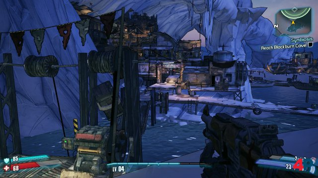Screenshot - Borderlands Legendary Collection (Switch)