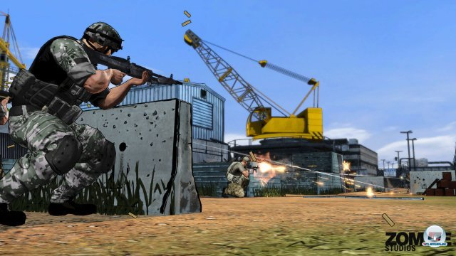 Screenshot - Special Forces: Team X (360) 92447147