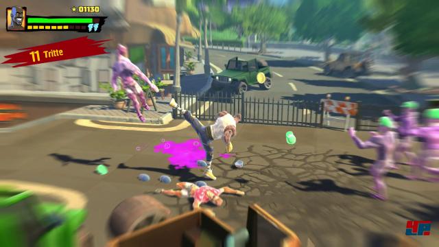 Screenshot - Shaq Fu: A Legend Reborn (PS4) 92569417
