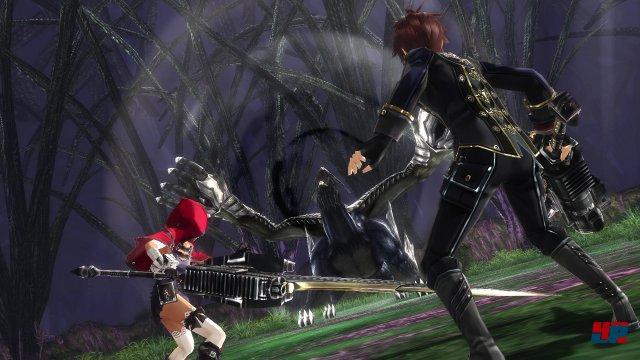 Screenshot - God Eater 2 Rage Burst (PC) 92524770