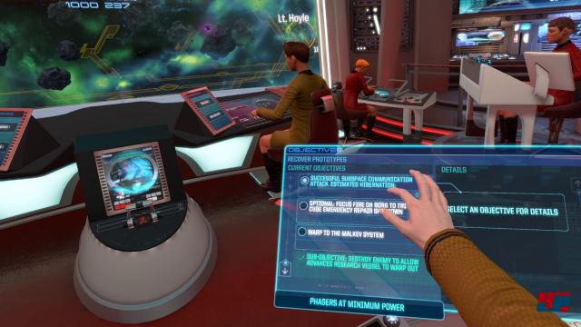 Screenshot - Star Trek: Bridge Crew - The Next Generation (OculusRift) 92570470
