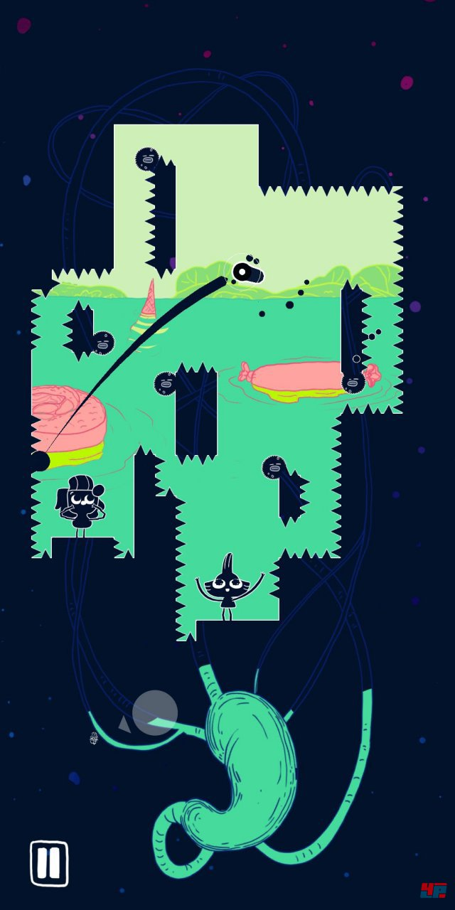Screenshot - Spitkiss (Android)