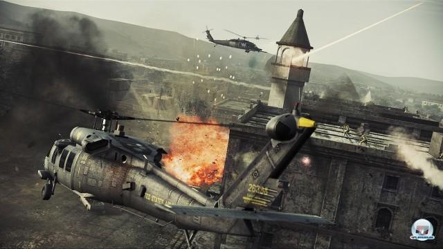 Screenshot - Ace Combat: Assault Horizon (360) 2248817