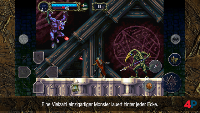 Screenshot - Castlevania: Symphony of the Night (Android)