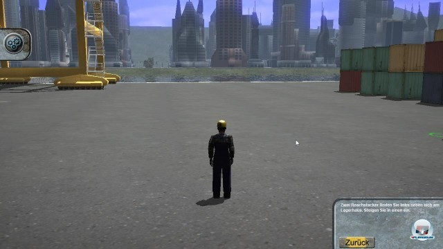 Screenshot - Hafen 2011 (PC)