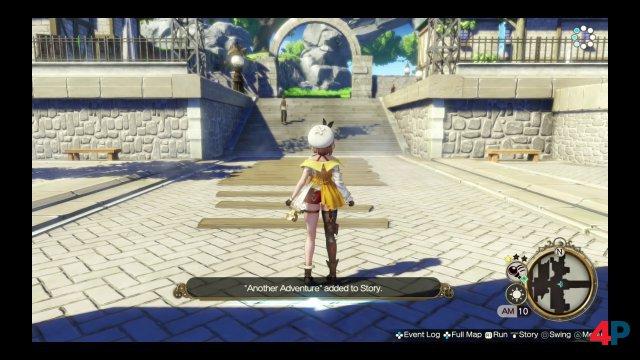 Screenshot - Atelier Ryza 2: Lost Legends & the Secret Fairy (PS4)