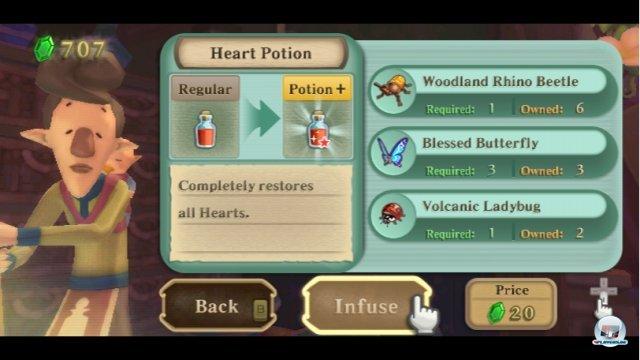 Screenshot - The Legend of Zelda: Skyward Sword (Wii) 2276657