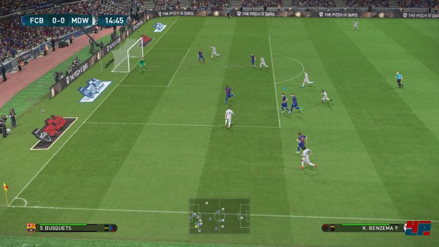 Screenshot - Pro Evolution Soccer 2017 (PS4) 92533229