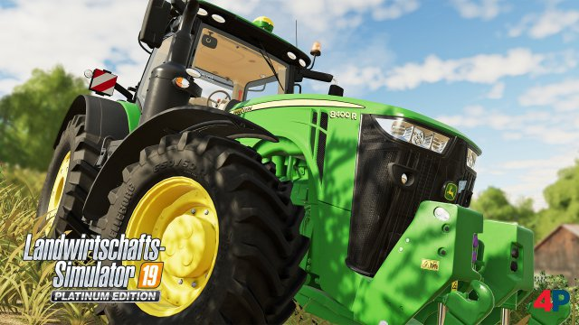 Screenshot - Landwirtschafts-Simulator 19 (Mac)