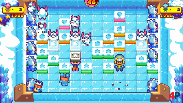 Screenshot - Pushy and Pully in Blockland (PC)