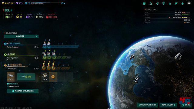 Screenshot - Master of Orion (PC) 92520967