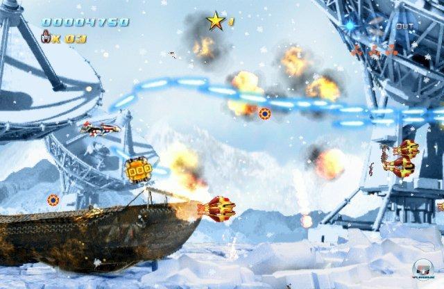 Screenshot - Sturmwind (Dreamcast)