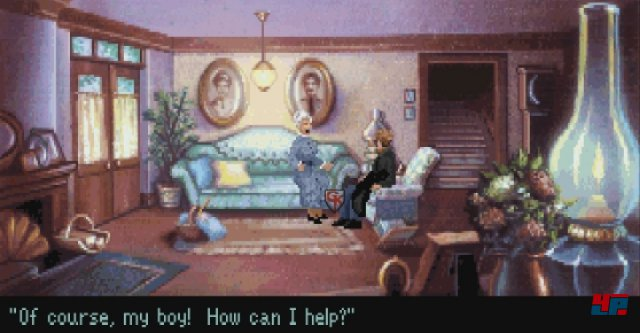 Screenshot - Gabriel Knight: Sins of the Fathers (Oldie) (PC) 92489735