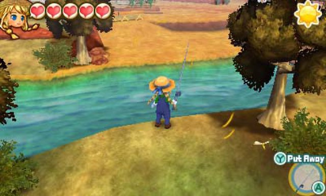Screenshot - Story of Seasons: Trio of Towns (3DS) 92554169