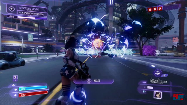 Screenshot - Agents of Mayhem (PC) 92551144