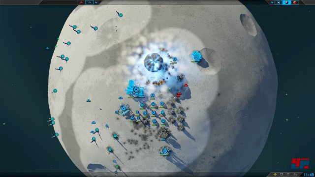 Screenshot - Planetary Annihilation (PC)