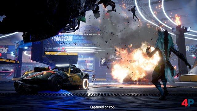 Screenshot - Destruction AllStars (PlayStation5)