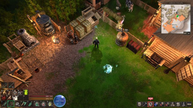 Screenshot - Force of Nature 2: Ghost Keeper (PC) 92642904