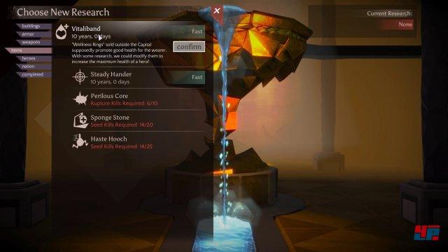 Screenshot - Massive Chalice (PC) 92497766