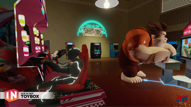 Screenshot - Disney Infinity 3.0: Play Without Limits (360) 92511854