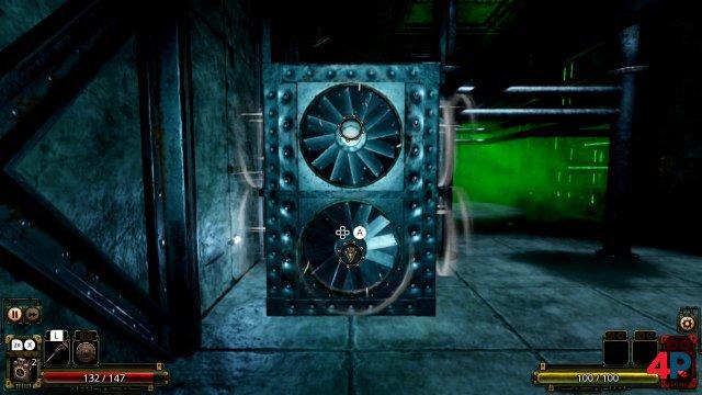 Screenshot - Vaporum: Lockdown (Switch) 92638382