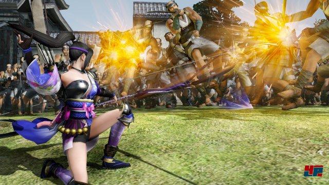 Screenshot - Samurai Warriors 4 (PlayStation4) 92492907