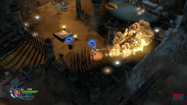 Screenshot - Lara Croft und der Tempel des Osiris (PC) 92496308