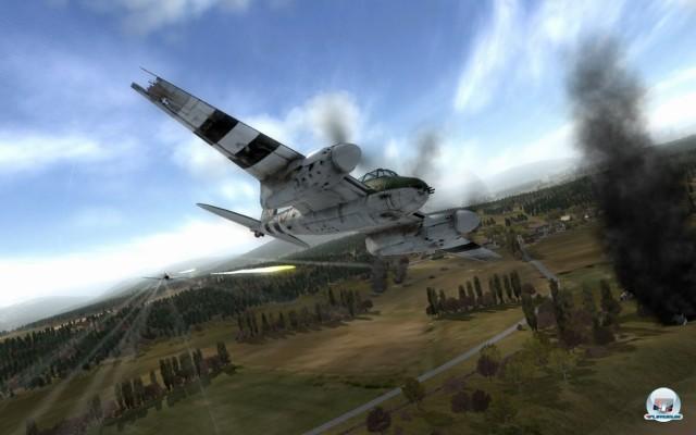 Screenshot - Air Conflicts: Secret Wars (PC) 2234209