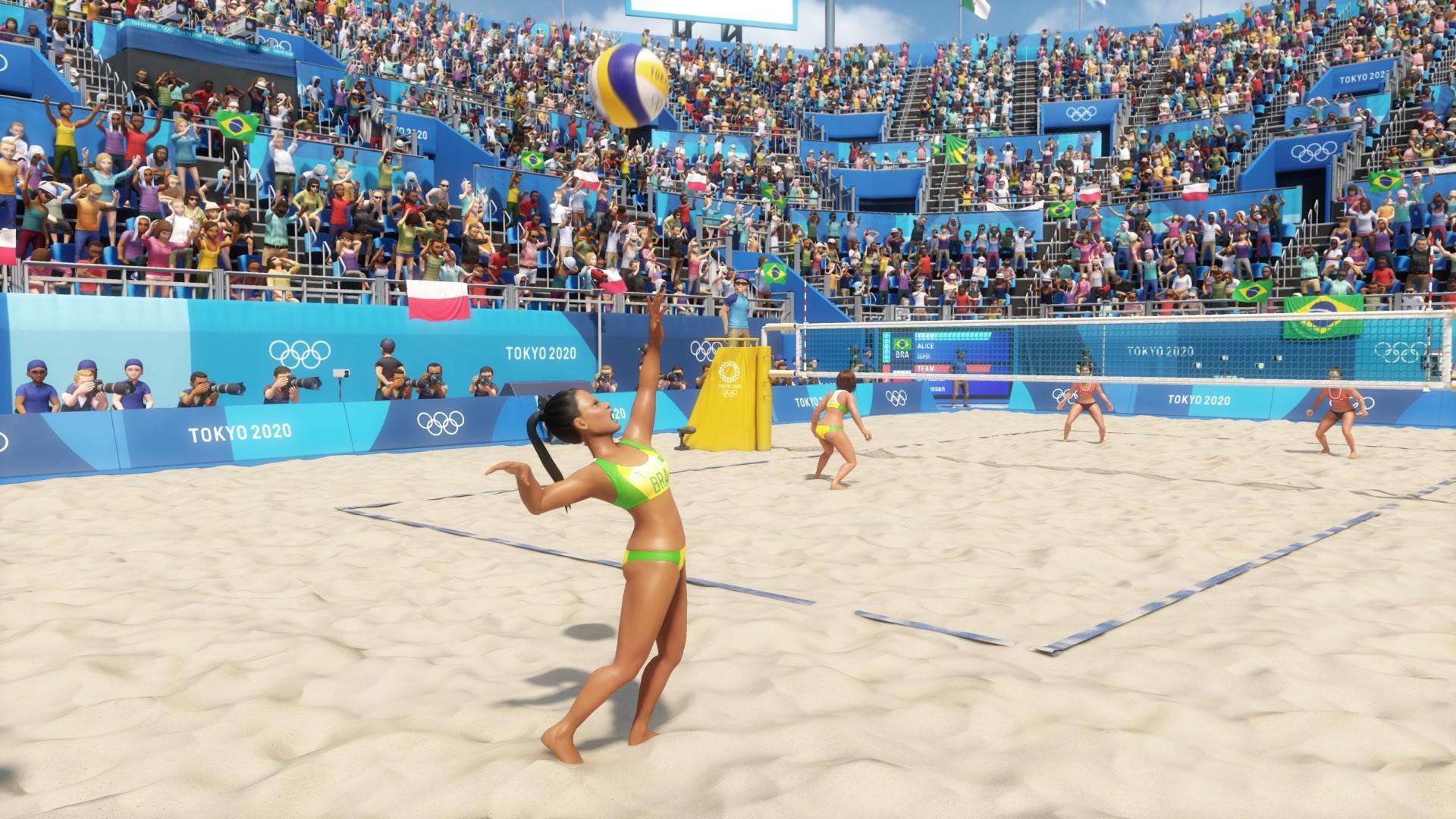 Olympische Spiele Tokyo 2020 Das Offizielle Videospiel Startschuss Fur Das Offizielle Videospiel