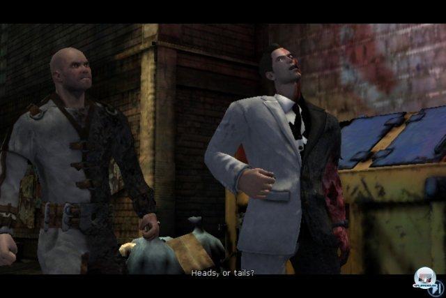 Screenshot - Batman: Arkham City Lockdown (iPhone) 2298322