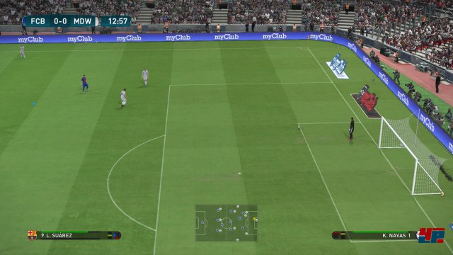 Screenshot - Pro Evolution Soccer 2017 (PS4) 92533228
