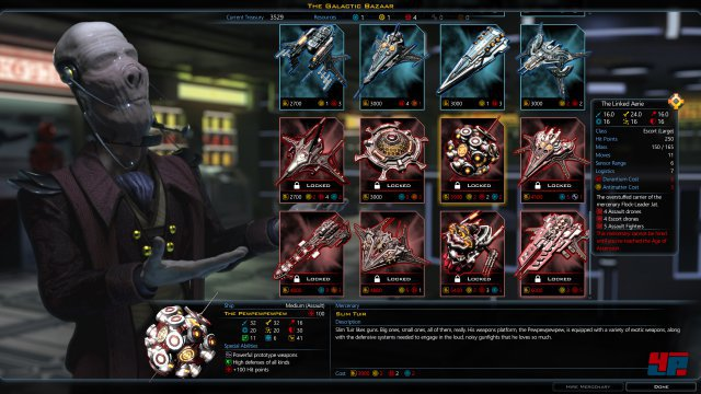 Screenshot - Galactic Civilizations 3 (PC) 92519259