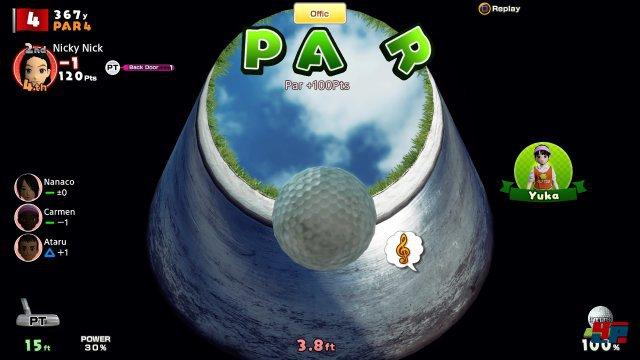 Screenshot - Everybody's Golf (PS4) 92552878