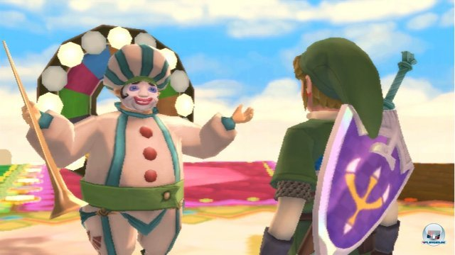 Screenshot - The Legend of Zelda: Skyward Sword (Wii) 2276632