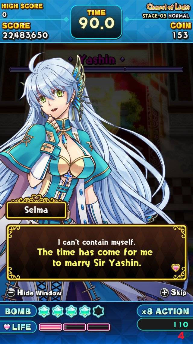 Screenshot - Sisters Royale: Five Sisters Under Fire (Switch) 92605372