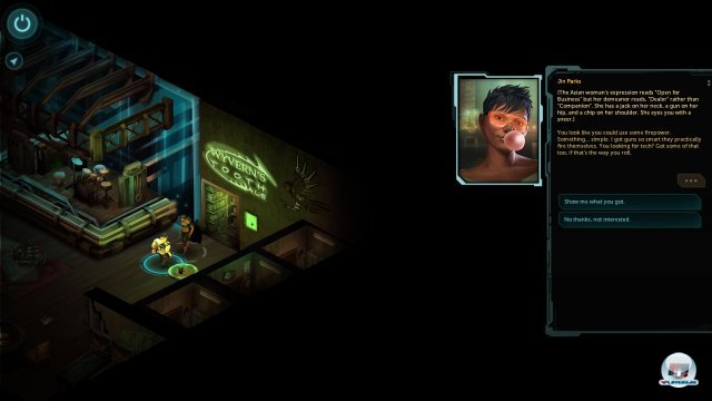 Screenshot - Shadowrun Returns (PC) 92465711