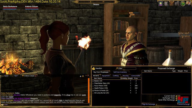 Screenshot - Shroud of the Avatar: Forsaken Virtues (PC) 92495368