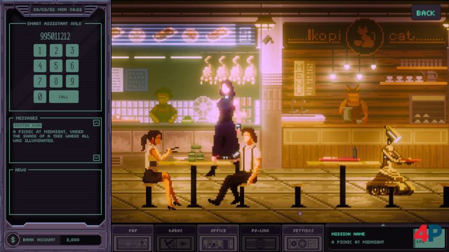 Screenshot - Chinatown Detective Agency (PC) 92609132
