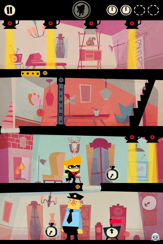 Screenshot - Beat Sneak Bandit (iPhone) 2325012