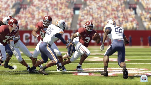 Screenshot - NCAA Football 12 (360) 2217927