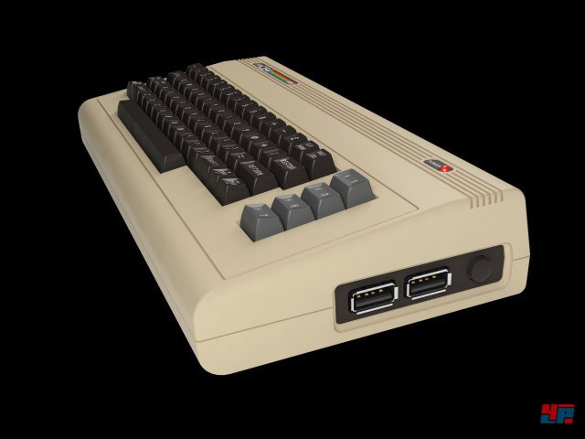Screenshot - The C64 Mini (Spielkultur)