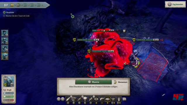 Screenshot - Achtung! Cthulhu Tactics (Switch) 92581538