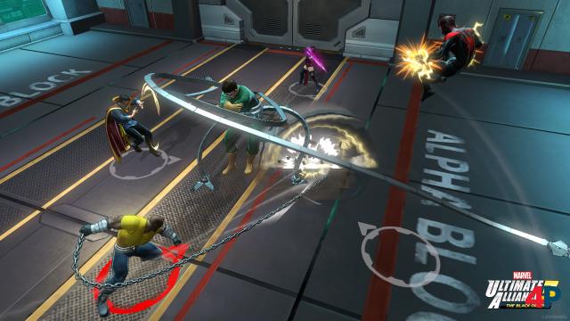 Screenshot - Marvel Ultimate Alliance 3: The Black Order (Switch) 92590037