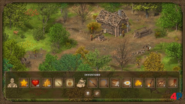 Screenshot - Hero of the Kingdom: The Lost Tales 1 (PC) 92611190