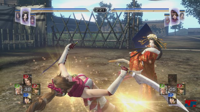 Screenshot - Warriors Orochi 3 Ultimate (PlayStation4) 92490066